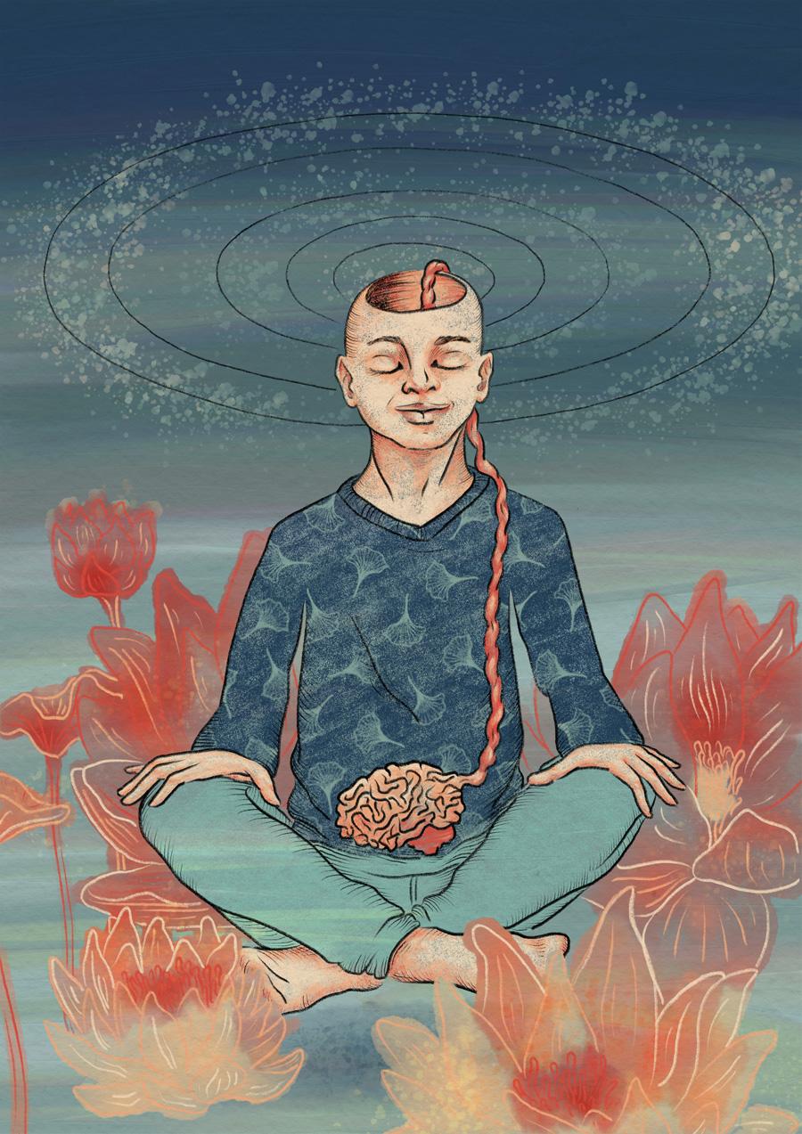 Brains Off – Laura Finke Illustration